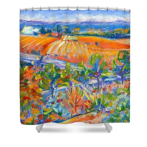 Oregon Inspirations IIi Shower Curtain