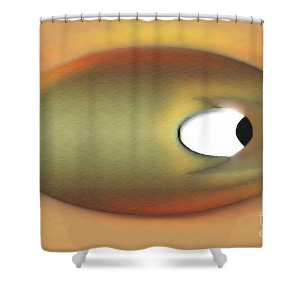 Sunny Eagerman  Shower Curtain