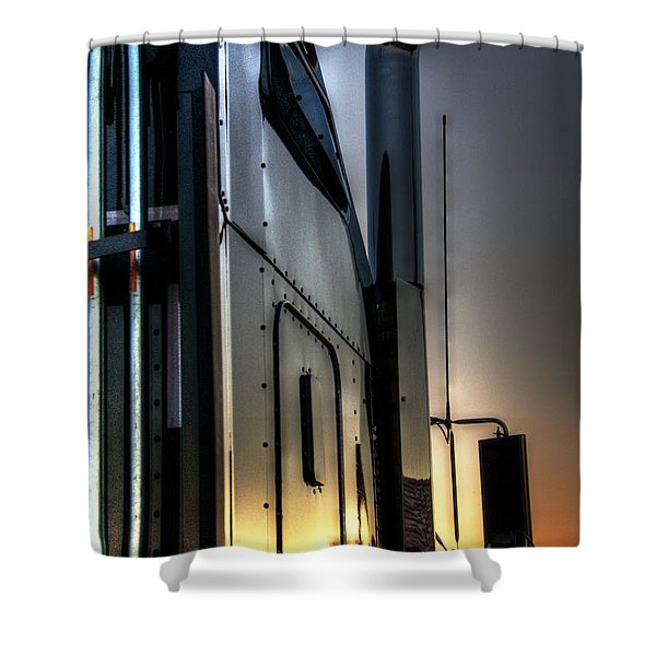 Sunrise K W 34748 Shower Curtain