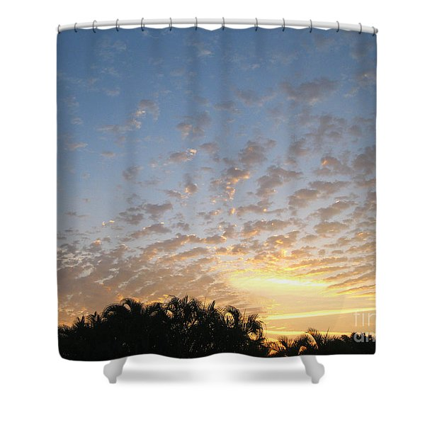 Sunrise Shower Curtain