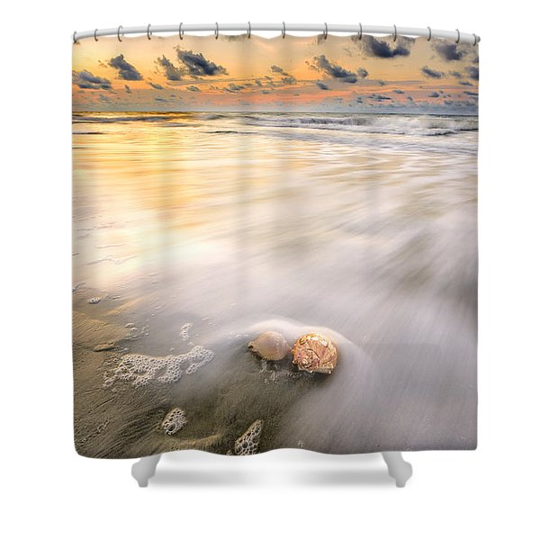 Sunrise On Hilton Head Island Shower Curtain