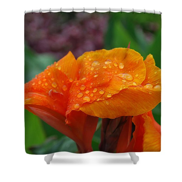 Sunshine From Within Shower Curtain