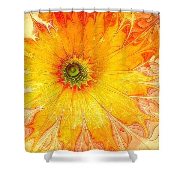 Sunshine Mine Shower Curtain