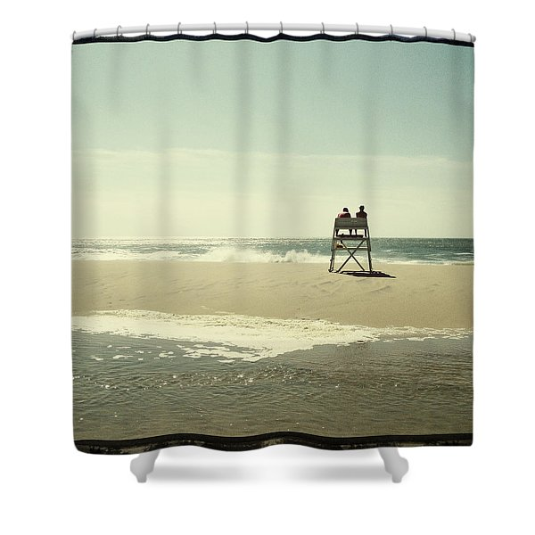 Surfside Shower Curtain