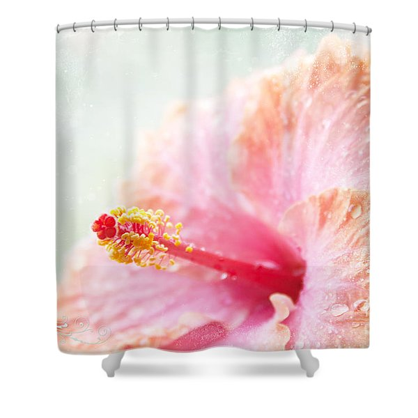 Surrender To Mystery Is The Highest Optimism  Shower Curtain