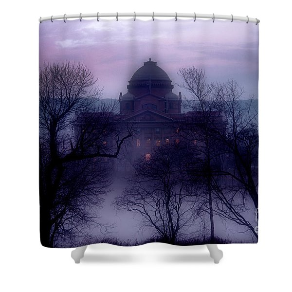 Susquehanna Commons... Shower Curtain