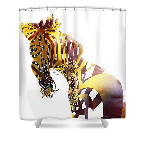 Swoon Shower Curtain