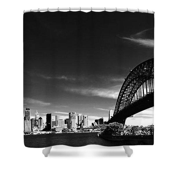 Sydney Shower Curtain