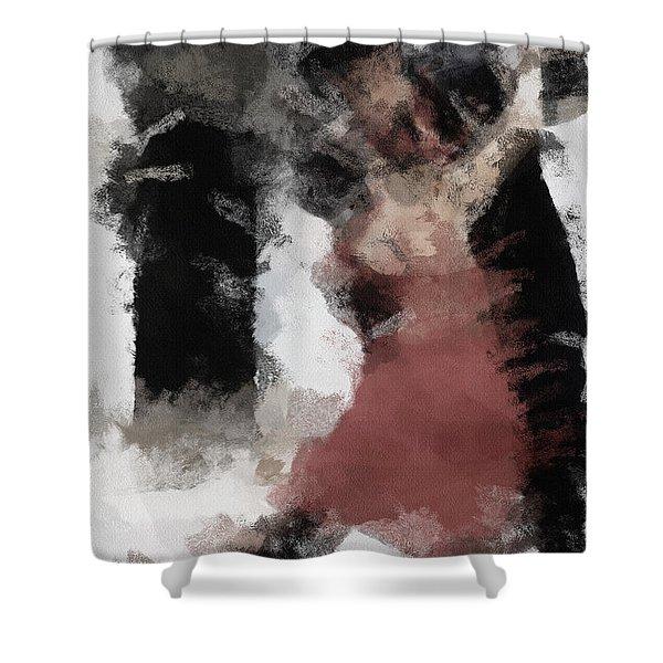 Tango 2 Shower Curtain