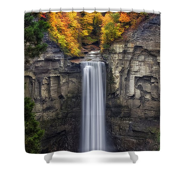 Taughannock Shower Curtain
