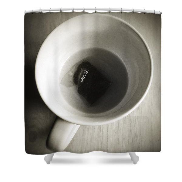 Tea Cup Shower Curtain