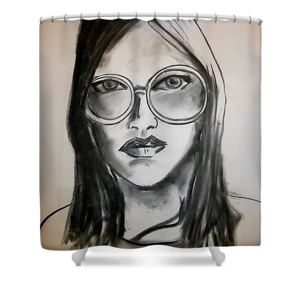 Teacher's Aide Shower Curtain