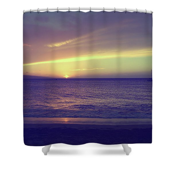 That Peaceful Feeling Shower Curtain