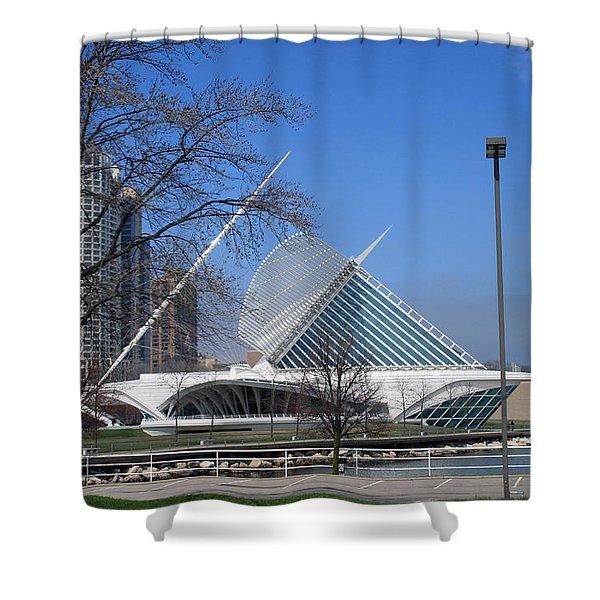 The Beautiful Eastside Shower Curtain