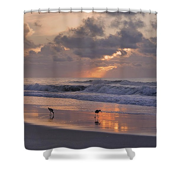 The Best Kept Secret Shower Curtain
