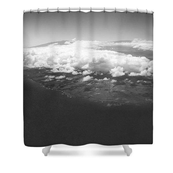 The Big Island Shower Curtain