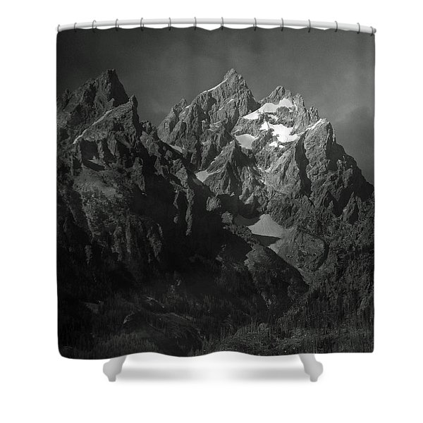 The Cathedral Group Shower Curtain
