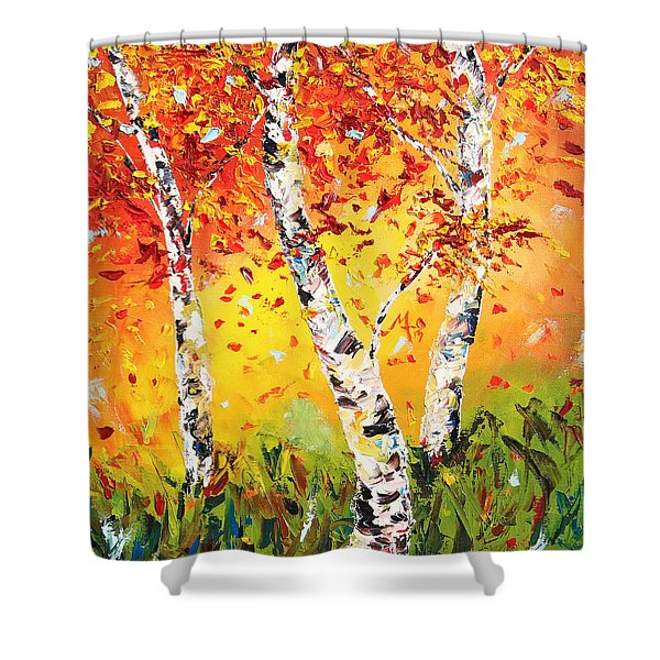 The Change Shower Curtain