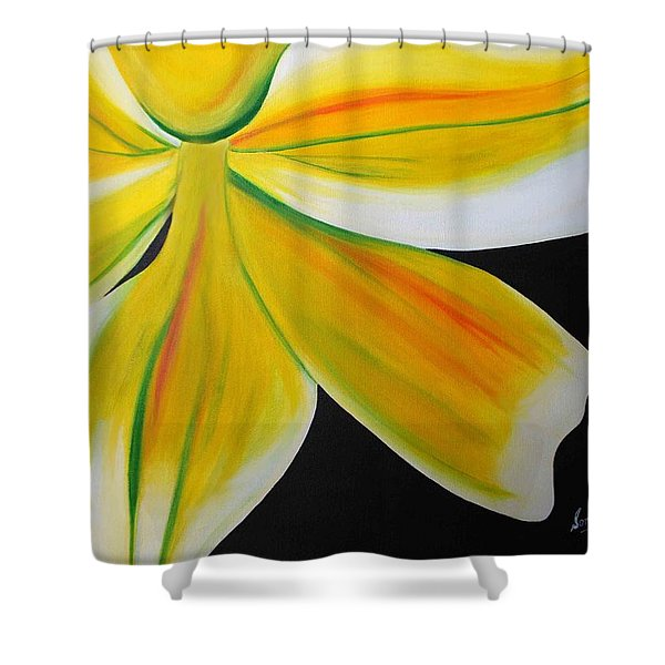 The Charm Shower Curtain