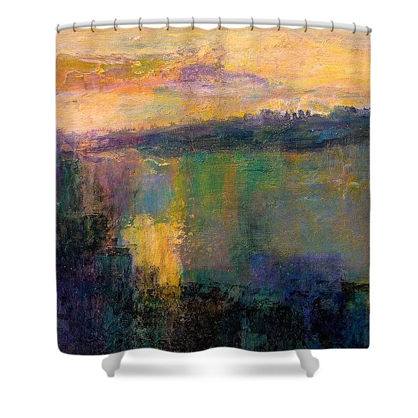 The Colors Of Hope - Art By Jim Whalen Shower Curtain