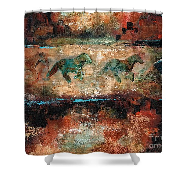 The Cookie Jar Shower Curtain