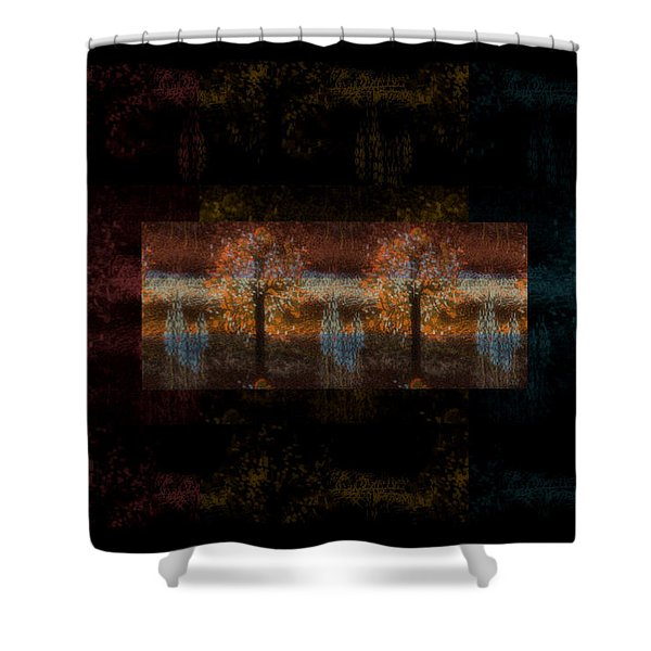 The Country Side Shower Curtain