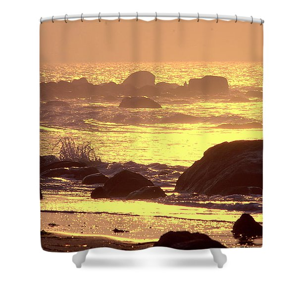 The Dawn Is Breaking  Shower Curtain