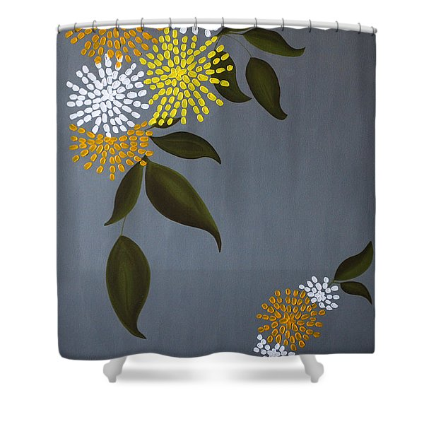 The Delicacy Of Life Shower Curtain
