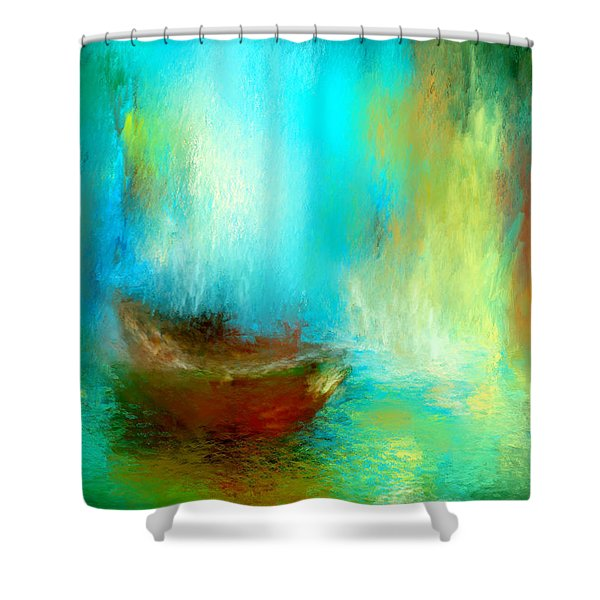 The Drifter Shower Curtain