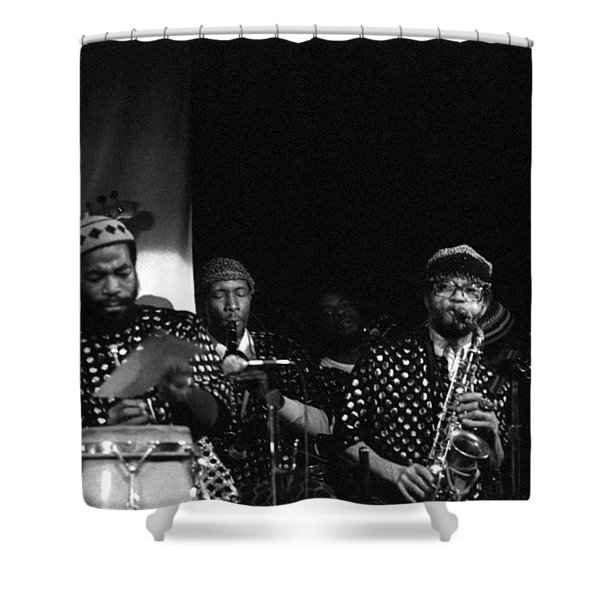 The Front Line Shower Curtain