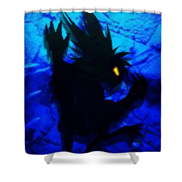 The Gargunny Shower Curtain