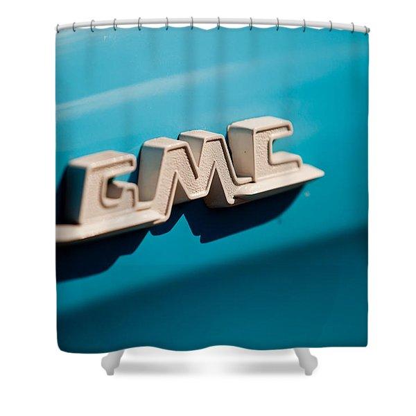 The Gmc Shower Curtain