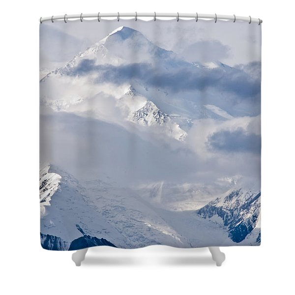 The High One Shower Curtain