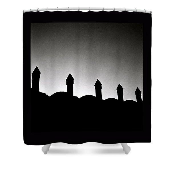 Timeless Inspiration Shower Curtain