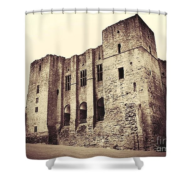 The Keep Shower Curtain