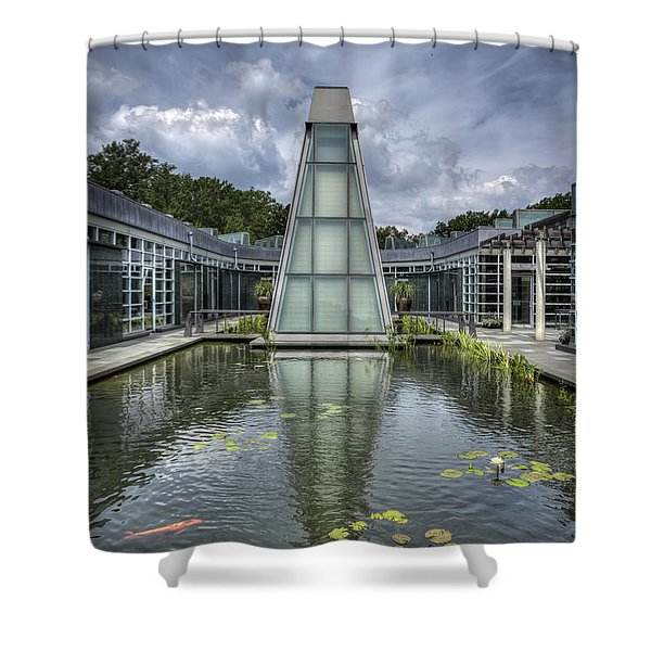 The Last Gateway Shower Curtain