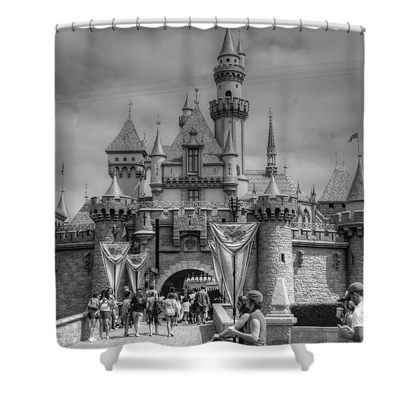 The Magic Kingdom Shower Curtain
