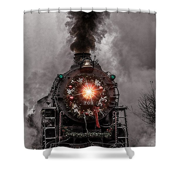 The Mighty 700 Shower Curtain