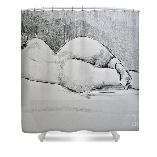 The Nap Shower Curtain