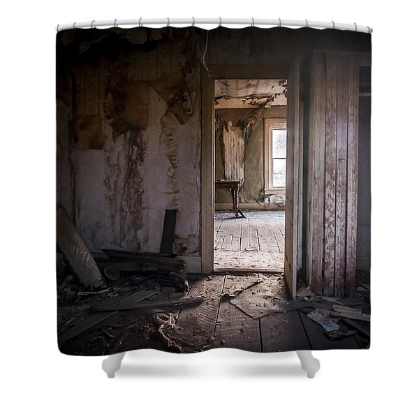 The Other Room Shower Curtain