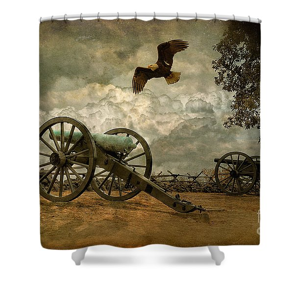The Price Of Freedom Shower Curtain