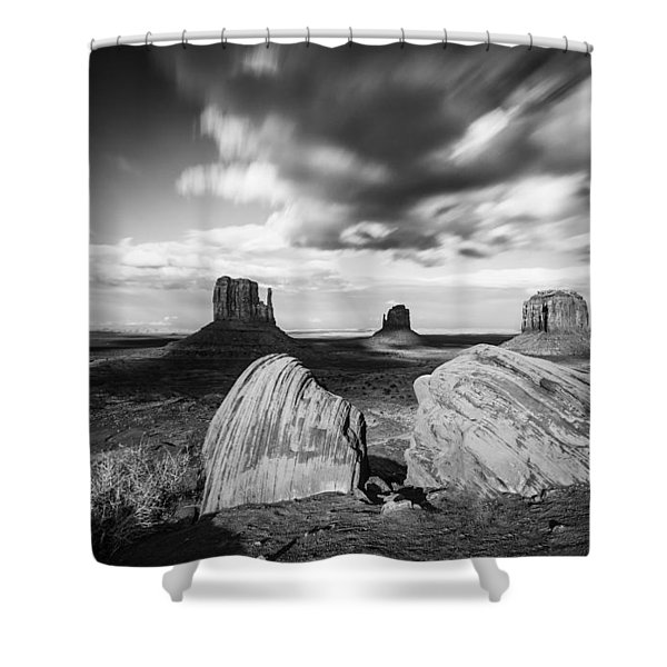The Searchers Shower Curtain