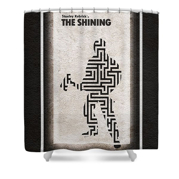 The Shining Shower Curtain