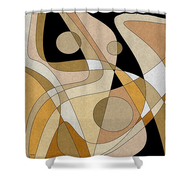 The Soloist Shower Curtain
