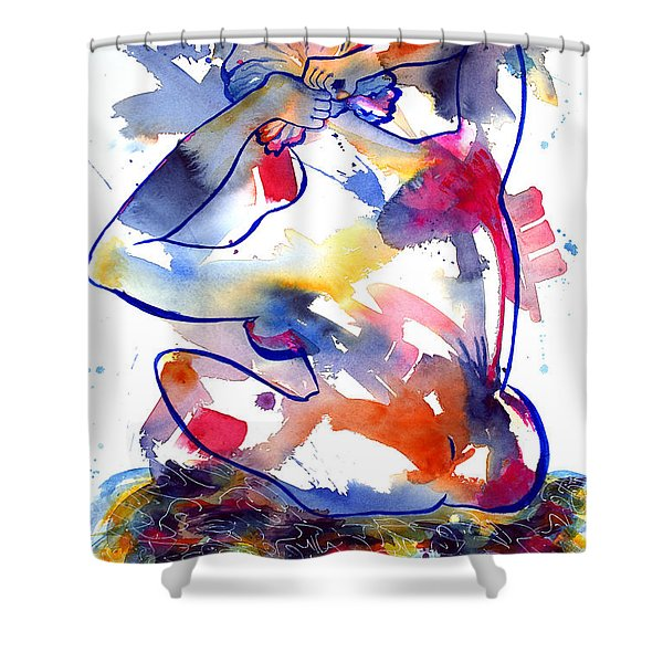 The Southside Shower Curtain