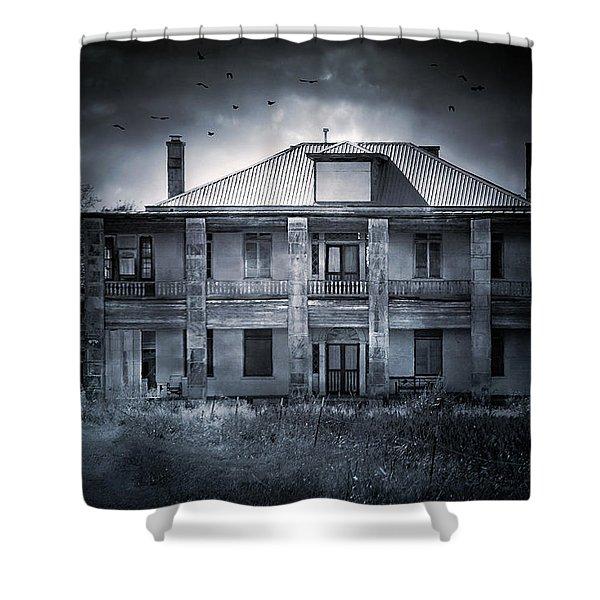 Tcm #9  Shower Curtain