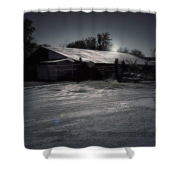 Tcm  #7 - Slaughterhouse Shower Curtain