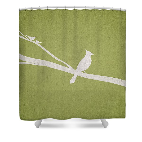 The Tree Branch Shower Curtain