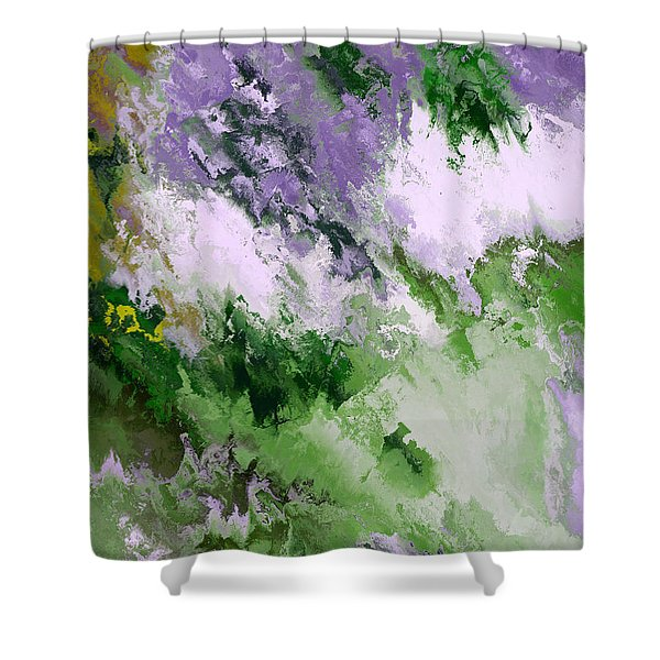 Pinehurst 1220 Shower Curtain