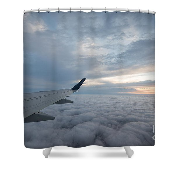 The Window Seat Shower Curtain
